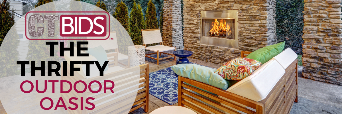 patio furniture online auctions
